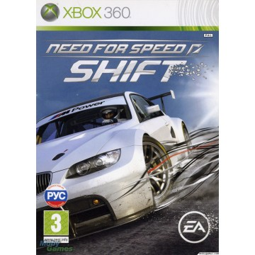 Need for Speed Shift (Jauna)